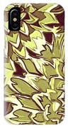 Floral Abstraction 19 IPhone Case