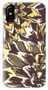 Floral Abstraction 21 IPhone Case