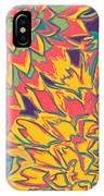 Floral Abstraction 22 IPhone Case