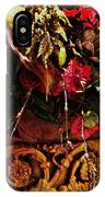 Floral Antique IPhone Case