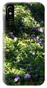 Floral Carpet IPhone Case
