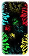 Floral Pop Art IPhone Case