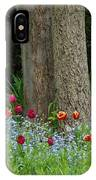 Floral Surrounding IPhone Case
