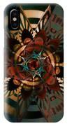 Florentine Colonnade Star IPhone Case
