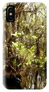 Florida Everglades 9 IPhone Case