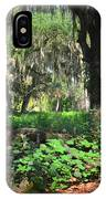 Florida Forest IPhone Case