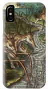 Florida: Hunters, C1591 IPhone Case