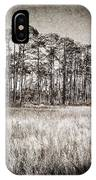 Florida Pine 2 IPhone Case