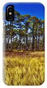Florida Pine 3 IPhone Case