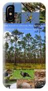 Florida Wildlife Photo Collage IPhone Case