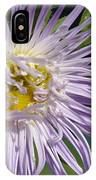 Flower And Spider IPhone Case