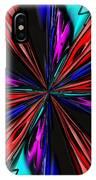 Flower Daze Nights IPhone Case