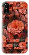 Flower Garden Delightful IPhone Case