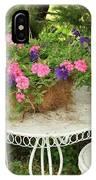 Flower Pot 4 IPhone Case