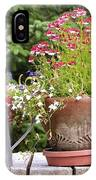 Flower Pot 6 IPhone Case