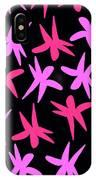 Flower Stars  IPhone Case