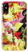 Flowerbox Dragons IPhone Case
