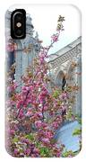 Flowering Notre Dame IPhone Case