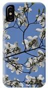 Flowering White Dogwood IPhone Case