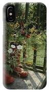Flowers Bloom From An Unlikely Place-a IPhone Case
