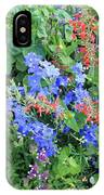 Flowers Galore IPhone Case