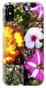 Flowers In Stephanie's Garden IPhone Case