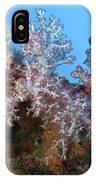 Fluffy Brown, Pink And Red IPhone Case