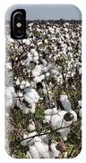 Fluffy White Cotton Bolls IPhone Case
