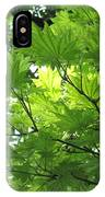 Foliage Tree IPhone Case