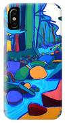 Follow The River Jackson Nh IPhone Case