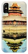 Forbidden City IPhone Case