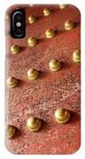 Forbidden City Door IPhone Case