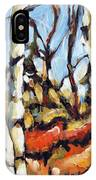 Forest Edge By Prankearts IPhone Case