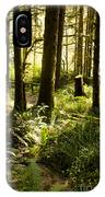 Forest For The Trees IPhone Case
