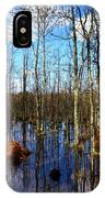 Forest In Colorful Fall IPhone Case