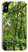 Forest In Denmark IPhone Case