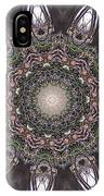 Forest Mandala 1 IPhone Case