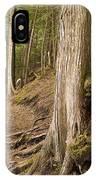 Forest Pathway, Whistler, British IPhone Case