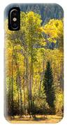 Forested Light IPhone Case