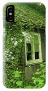The Forgotten English Cottage IPhone Case