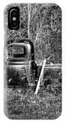 Forgotten Treads IPhone Case