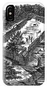 Fort Boonesborough, 1775 IPhone Case