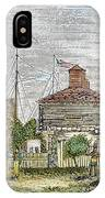 Fort Dearborn, 1830 IPhone Case