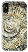 Fossil Geology IPhone Case