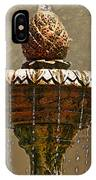 Fountain Art I IPhone Case