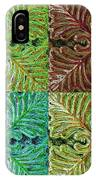 Four Times Four I IPhone Case
