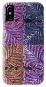 Four Times Four IIi IPhone Case