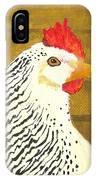 Fowl Mood IPhone Case