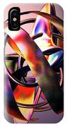 Fractal Abstract Viii IPhone Case