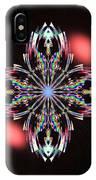 Fractal Illumination IPhone Case